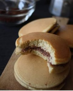 Dorayaki light