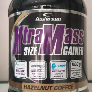 Xtra mass size gainer