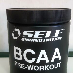 Pre-workout BCAA - Self Omninutrition