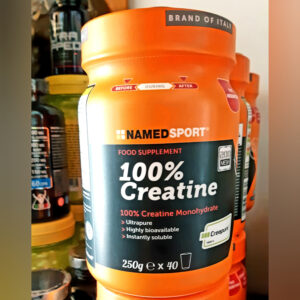 NAMED Sport - 100% Creatine Monohydrate