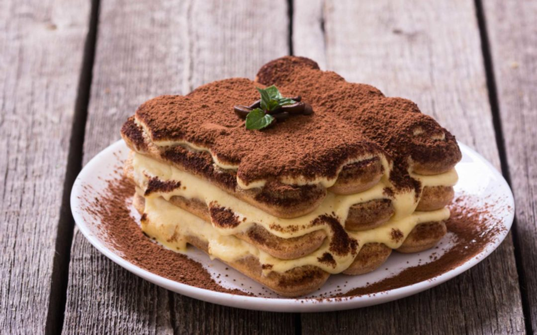 Tiramisù light proteico