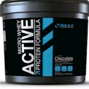 Proteine micro-isolate Self Omninutrition - Micro Whey 1 kg.